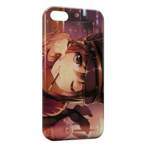 Coque iPhone 5/5S/SE Manga Girl Sexy