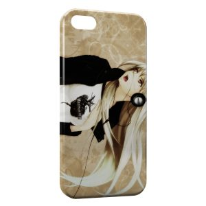 Coque iPhone 5/5S/SE Manga Music 2