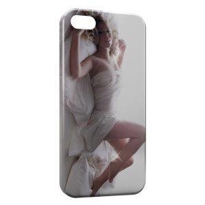 Coque iPhone 5/5S/SE Mariah Carey 2