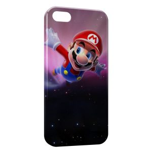 Coque iPhone 5/5S/SE Mario Galaxy 2