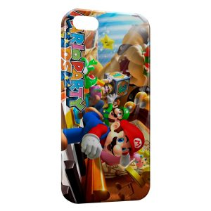 Coque iPhone 5/5S/SE Mario Party