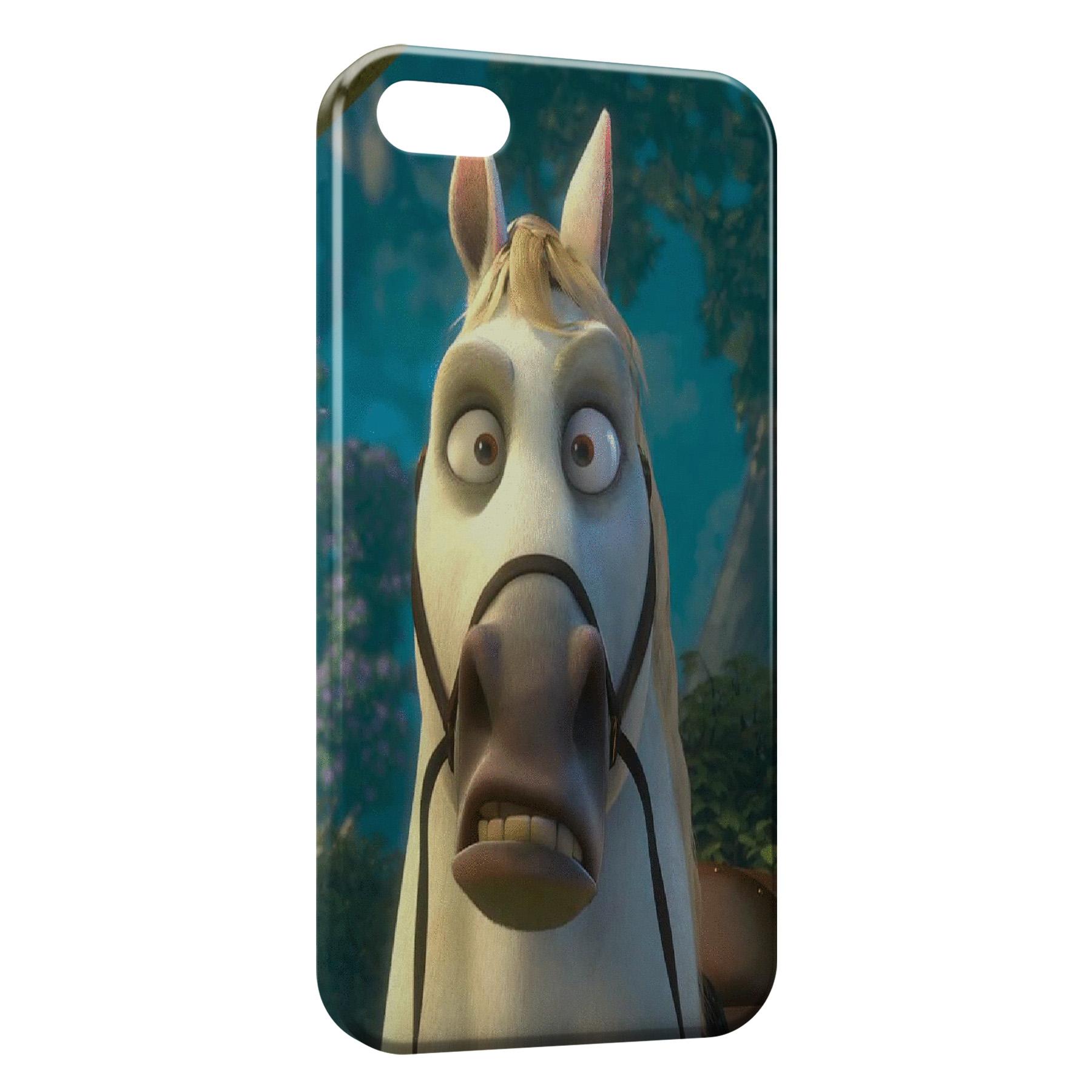 Coque iPhone 55SSE Maximus Raiponce