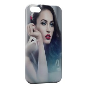 Coque iPhone 5/5S/SE Megan Fox 3