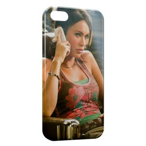 Coque iPhone 5/5S/SE Megan Fox Exclusive