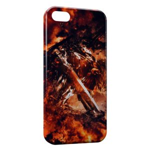 Coque iPhone 5/5S/SE Metal Gear Rising Revengeance