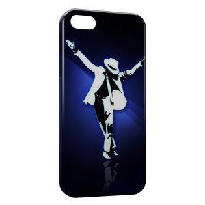 Coque iPhone 5/5S/SE Michael Jackson 5