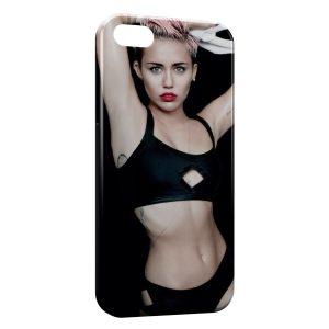 Coque iPhone 5/5S/SE Miley Cyrus 3