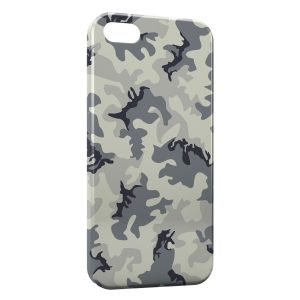 Coque iPhone 5/5S/SE Militaire 3