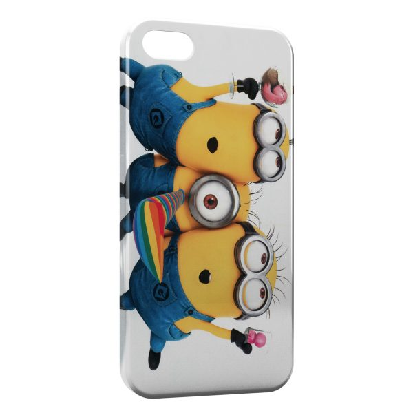 Coque iPhone 5/5S/SE Minion 12