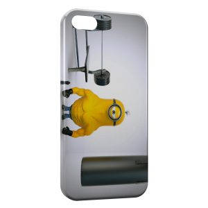 Coque iPhone 5/5S/SE Minion 14