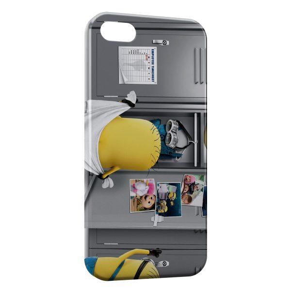 Coque iPhone 5/5S/SE Minion 19