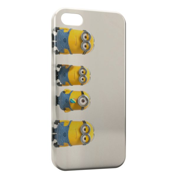 Coque iPhone 5/5S/SE Minion 22