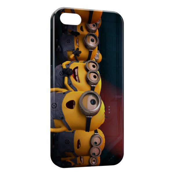 Coque iPhone 5/5S/SE Minion 24