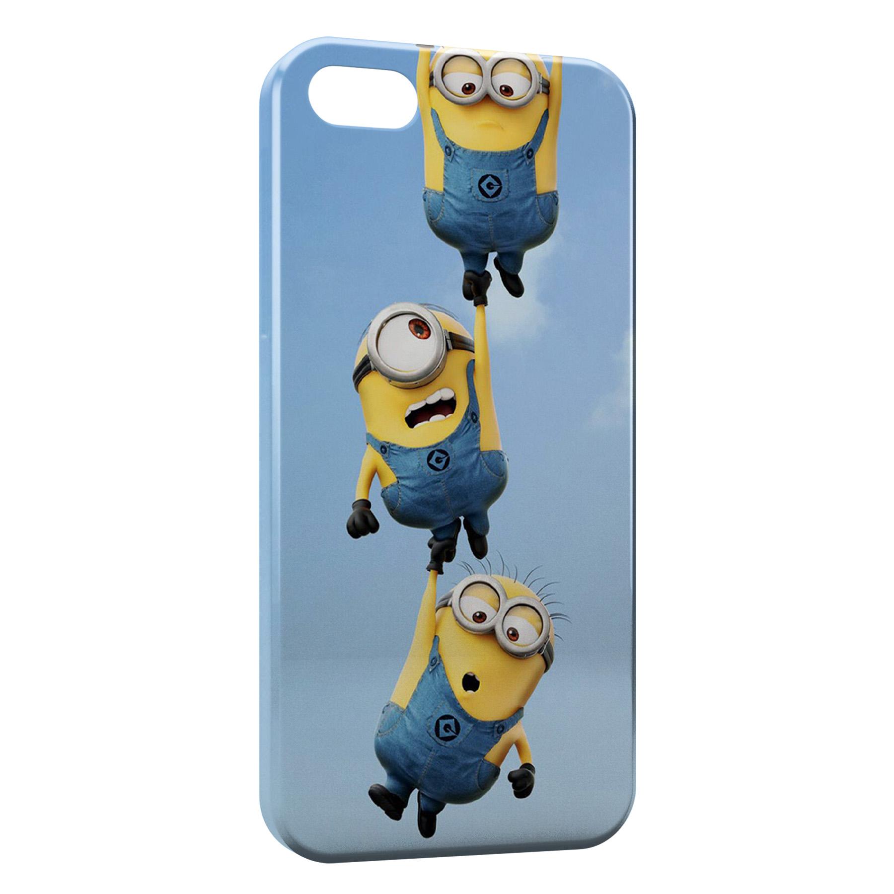 Coque iPhone 5/5S/SE Minion 3