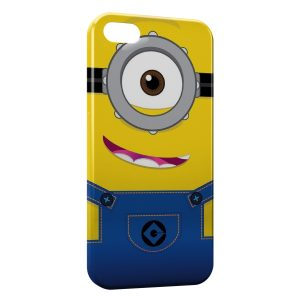 Coque iPhone 5/5S/SE Minion Art