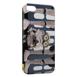 Coque iPhone 5/5S/SE Minion Star Wars