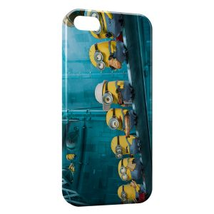 Coque iPhone 5/5S/SE Minions
