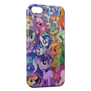 Coque iPhone 5/5S/SE Mon Petit Poney 2 Art