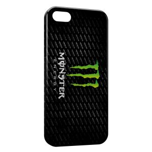 Coque iPhone 5/5S/SE Monster Energy 2