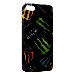 Coque iPhone 5/5S/SE Monster Energy 3