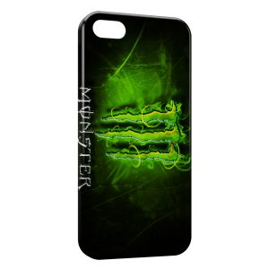 Coque iPhone 5/5S/SE Monster Energy