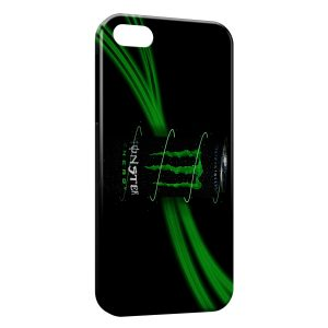 Coque iPhone 5/5S/SE Monster Energy 5