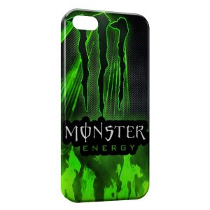 Coque iPhone 5/5S/SE Monster Energy Logo 3