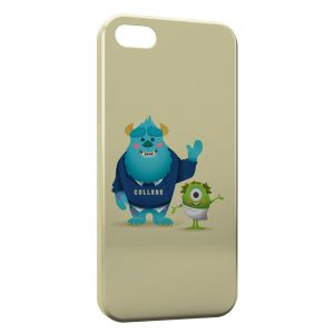 Coque iPhone 5/5S/SE Monstre et Compagnie 3D