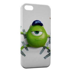 Coque iPhone 5/5S/SE Monstre et Compagnie 5