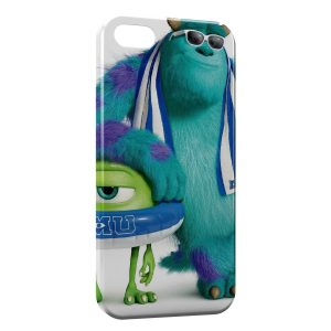 Coque iPhone 5/5S/SE Monstre et Compagnie 6