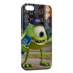 Coque iPhone 5/5S/SE Monstre et Compagnie 7