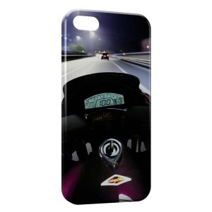 Coque iPhone 5/5S/SE Moto On Board