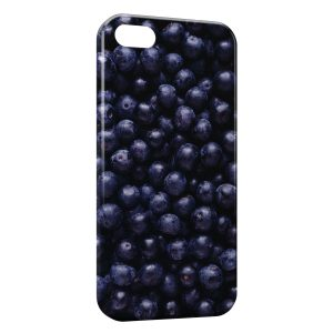 Coque iPhone 5/5S/SE Myrtilles