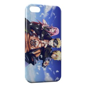 Coque iPhone 5/5S/SE Naruto 4