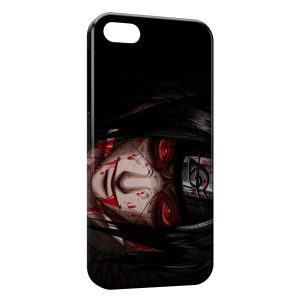Coque iPhone 5/5S/SE Naruto Itachi Manga Anime