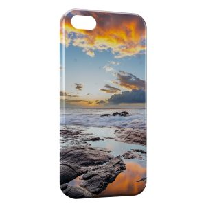 Coque iPhone 5/5S/SE Nature & Sunset