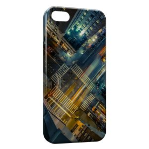 Coque iPhone 5/5S/SE New York City
