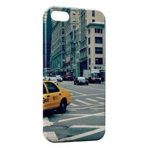 Coque iPhone 5/5S/SE New York City 5