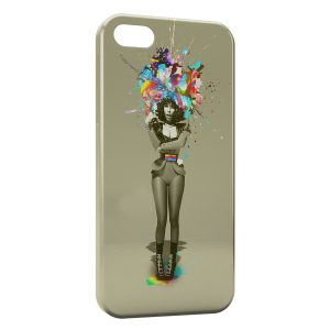 Coque iPhone 5/5S/SE Nicki Minaj