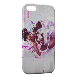 Coque iPhone 5/5S/SE Nicki Minaj2