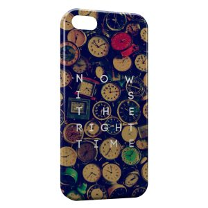 Coque iPhone 5/5S/SE Now is the Right Time
