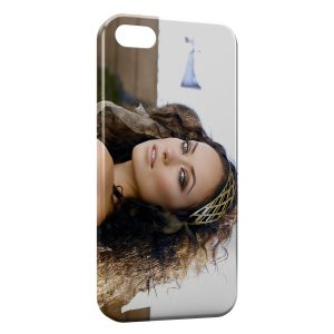 Coque iPhone 5/5S/SE Olivia Wilde 4