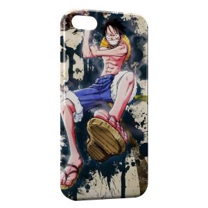 Coque iPhone 5/5S/SE One Piece Manga 11