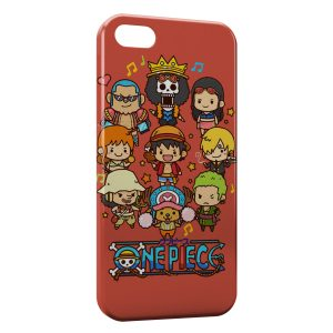 Coque iPhone 5/5S/SE One Piece Manga 12