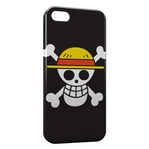 Coque iPhone 5/5S/SE One Piece Manga 17