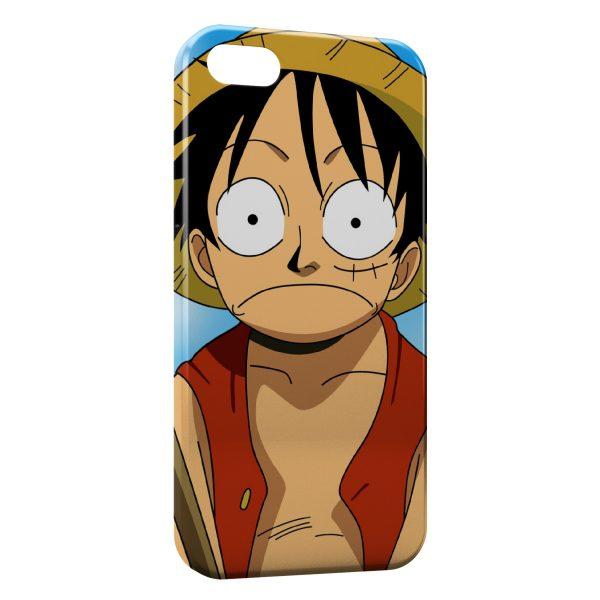 Coque iPhone 5/5S/SE One Piece Manga 19