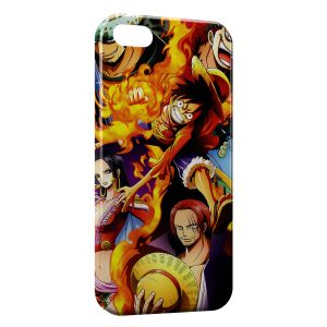 Coque iPhone 5/5S/SE One Piece Manga 23