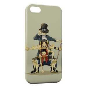 Coque iPhone 5/5S/SE One Piece Manga 28