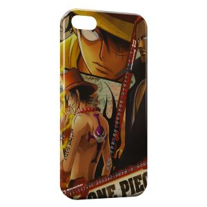 Coque iPhone 5/5S/SE One Piece Manga 32