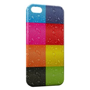 Coque iPhone 5/5S/SE Palette de couleurs